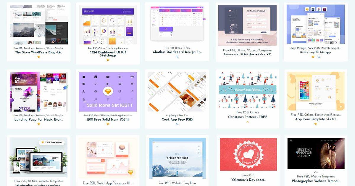 【免費版型】UIPIXELS 免費版型 | 網站模板