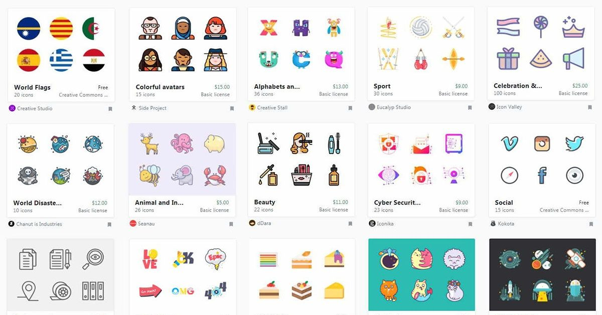 【Svg Icons】IconFinder Svg Icons   Icon圖檔