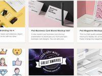 【網頁設計】Pixeden 網頁設計模板 | 名片設計範本