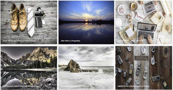 【風景照片】Picography 大自然風景照片 | 城市風景圖庫