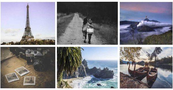 【風景照片】Freejpg 充滿意義的風景照片 | 美美風景圖片