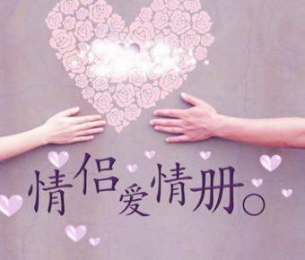 大器的愛情手冊powerpoint模板下載,共有19張的婚禮愛情模板樣式