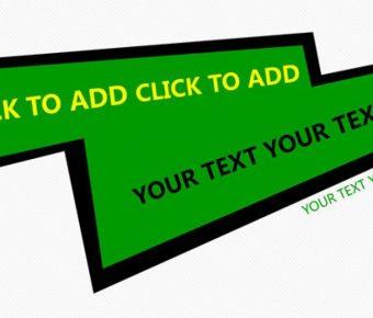 不錯的簡約綠色powerpoint模板下載,共有19張的幾何圖簡報推薦主題