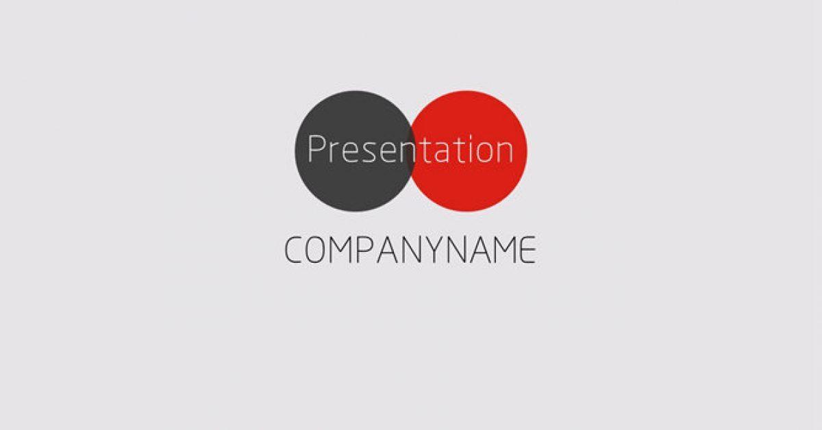 高質感的外商介紹powerpoint模板下載,共有14張的公司介紹模板樣式