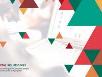 優質的時尚三角powerpoint模板下載,共有20張的活潑色彩範本推薦範例