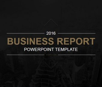 有設計感的企業報告powerpoint模板下載,共有23張的商業分析簡報最佳推薦