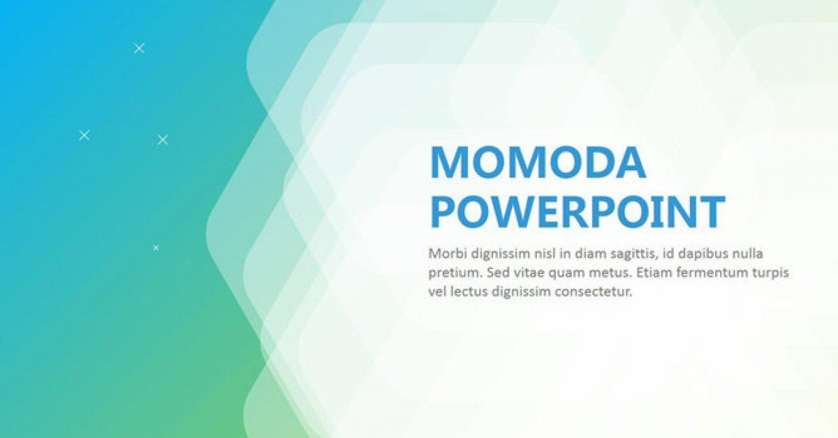 大器的商品介紹powerpoint模板下載,共有23張的商業背景範本推薦下載