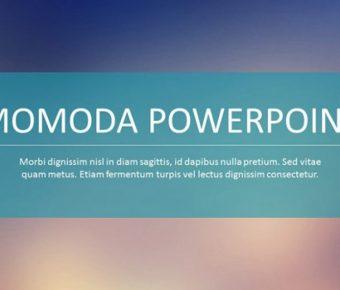 完善的蘋果風powerpoint模板下載,共有23張的IOS背景範本免費推薦