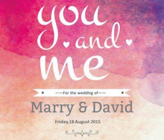 極致的婚禮powerpoint模板下載,共有15張的婚禮愛情推薦模板