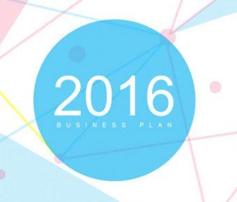 最好的粉色powerpoint模板下載,共有31張的年度工作範本免費套用