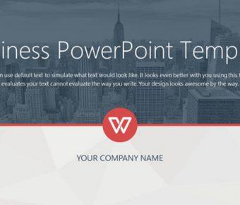 優秀的國際企業powerpoint模板下載,共有23張的商務背景簡報免費推薦
