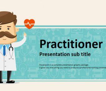 最好的醫生報告powerpoint模板下載,共有21張的醫學醫療模板樣式