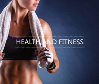 細緻的減肥演講powerpoint模板下載,共有26張的體育運動免費推薦