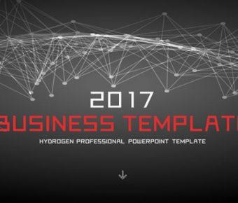 卓越的商務規劃powerpoint模板下載,共有29張的商業需求簡報模板樣式