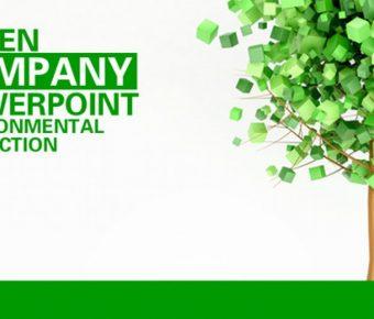 華麗的環保powerpoint模板下載,共有30張的環境保護推薦下載