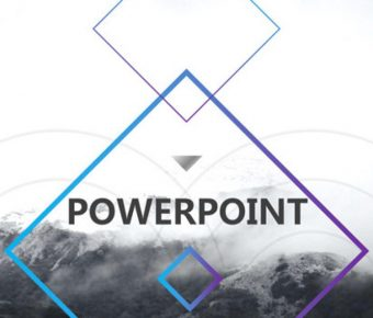 優秀的時尚雜誌powerpoint模板下載,共有24張的精美模板模版推薦
